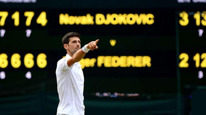 Novak Djokovic remains at top of ATP rankings