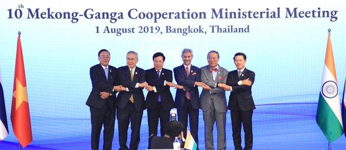 Jaishankar discusses bilateral ties with Thai, New Zealand, EU and