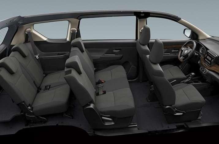 India Tv - Maruti Suzuki xl6 interiors