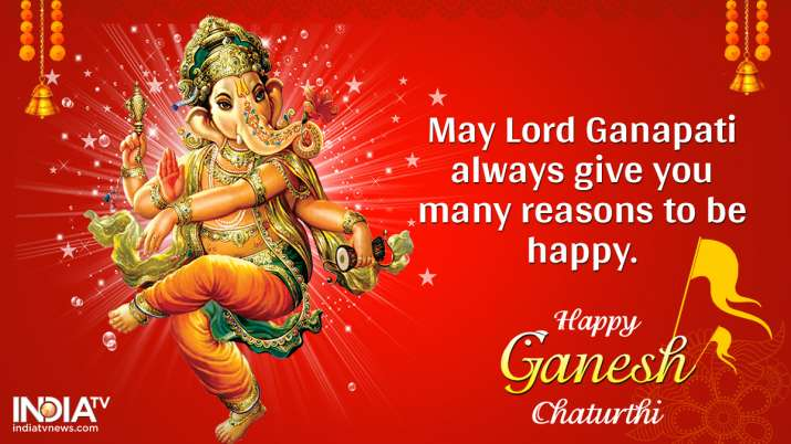 Happy ganesh chaturthi to all of you: Wish Happy Ganesh Chaturthi 2019 to your loved ones on WhatsAp
