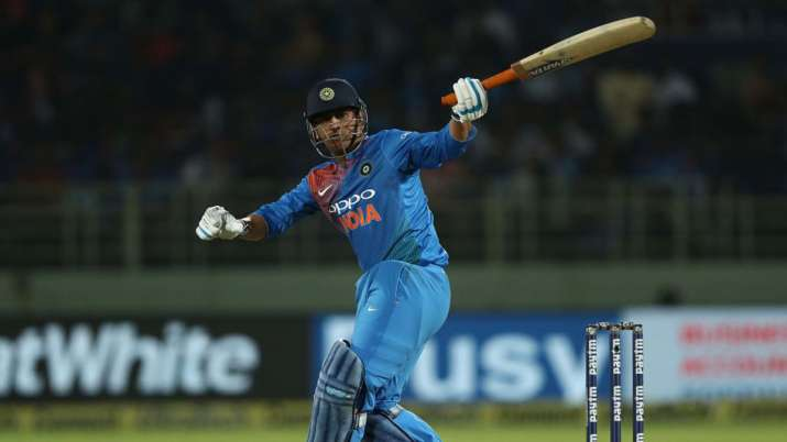 MSK Prasad reveals why MS Dhoni is not in squad for T20I