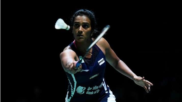PV Sindhu, World Badminton Championships