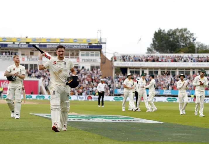 Highlights Ashes 2019 England Vs Australia 1st Test Day 3 Cricket News India Tv