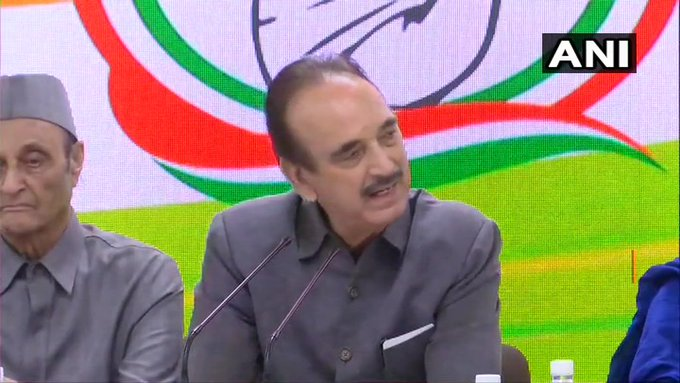 Amarnath Yatra was never stopped even during height of terrorism in J&K: Congress