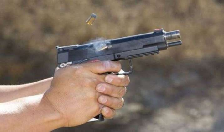Robber held in Ghaziabad after exchange of fire: Cops
