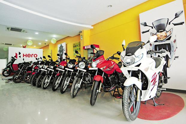 Hero MotoCorp manufacturing plants to remain shut for 4