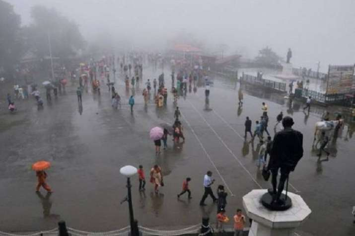 Warning issued for heavy rainfall in Himachal Pradesh