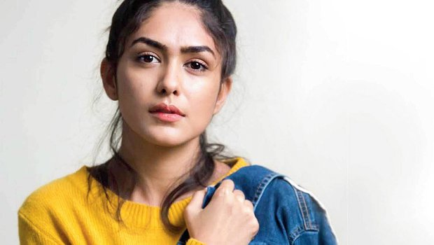 Mrunal Thakur: 'I want to be associated with good cinema'