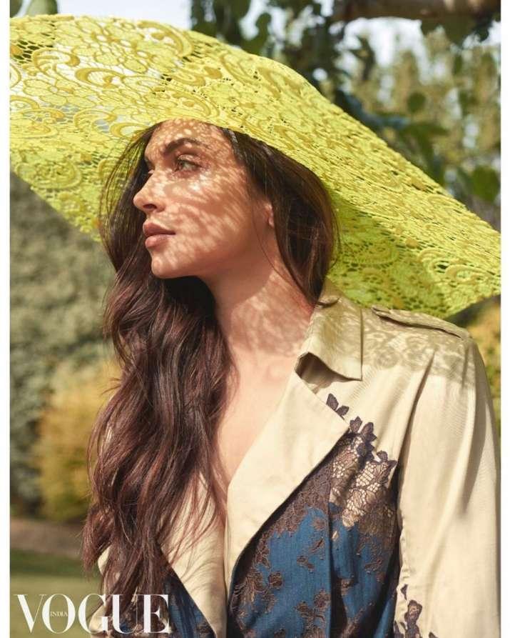 India Tv - Deepika Padukone aces no-makeup look in latest magazine cover photoshoot