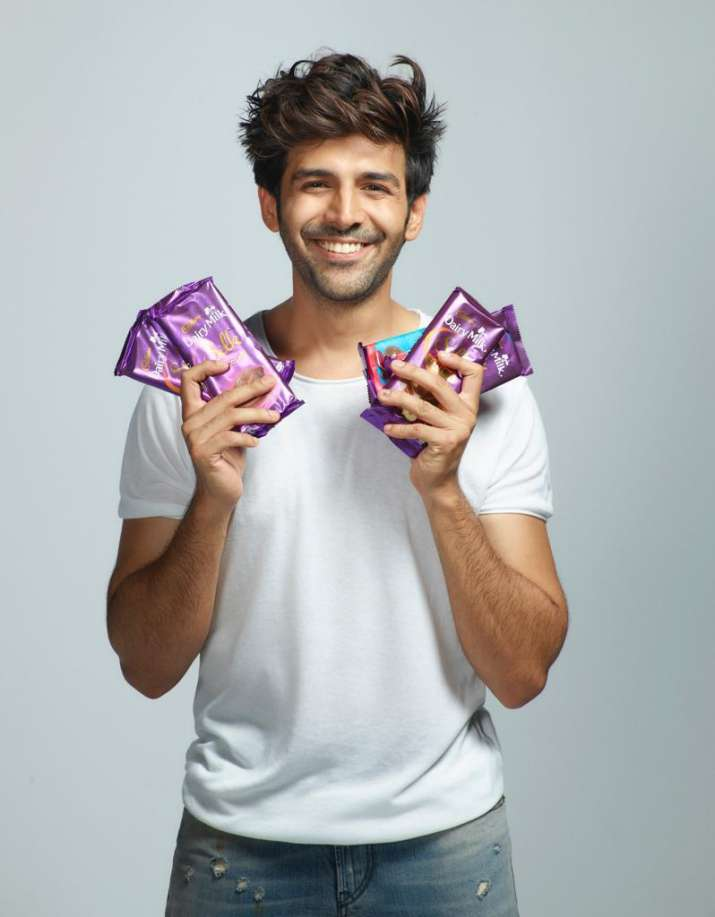 India Tv - Kartik Aaryan roped in as brand ambassador of leading chocolate brand