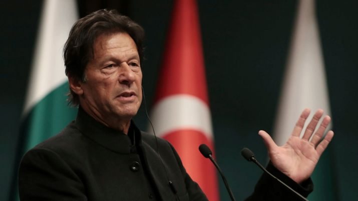 """Khan's """"Naya Pakistan"""" vision — which appeared to animate"""
