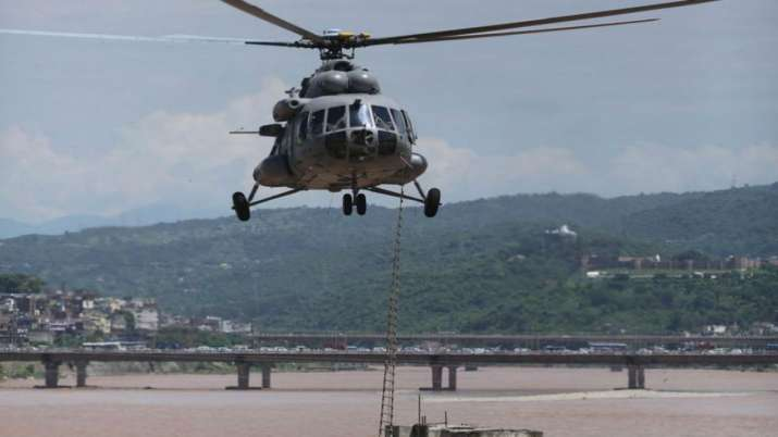 IAF South Western Command performs humanitarian rescue