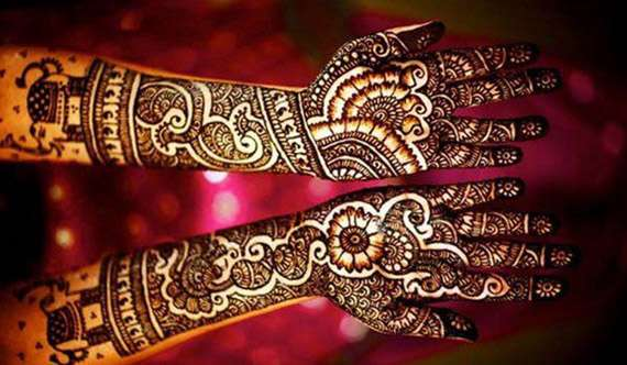 India Tv - Henna Designs 2019: Hariyali Teej Best Henna Designs.