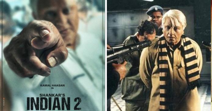 India Tv - Kamal Haasan's Indian 2 rolls as actor's career turns 60