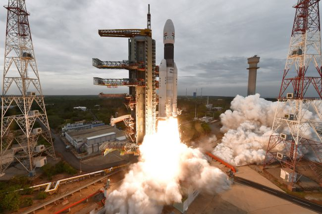 Want to watch Chandrayaan-2 landing on moon Live with PM Modi