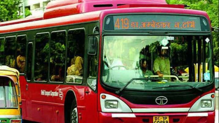 Raksha Bandhan DTC bus rides