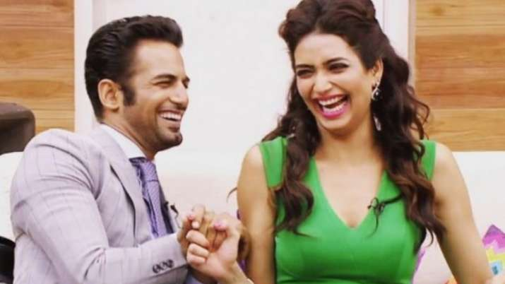 India Tv - Karishma Tanna and Upen Patel