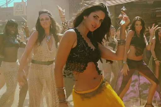 India Tv - Katrina Kaif's belly dance