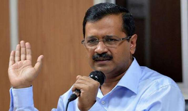 Delhi CM: Work on combating pollution from stubble burning