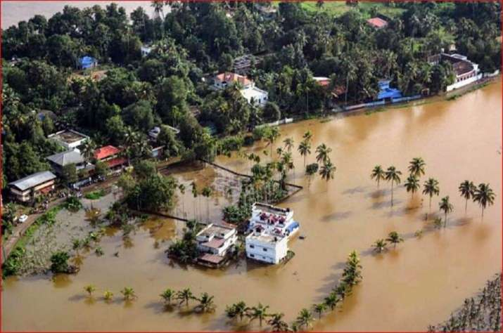 Red alert in 3 districts in Kerala; flood toll climbs to