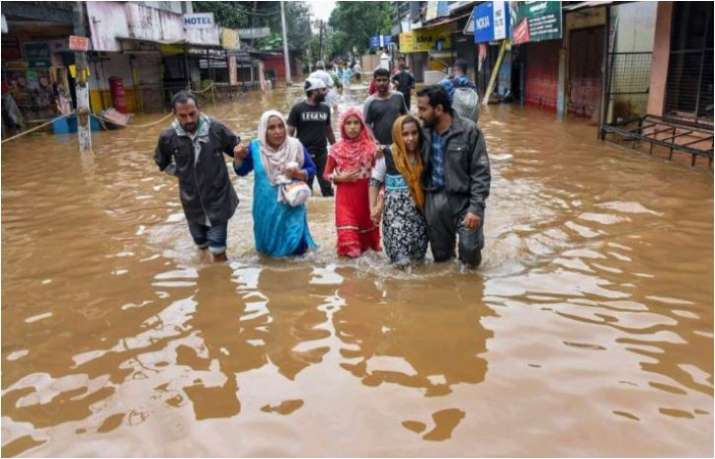 Water released by India creates flood scare in Pakistan