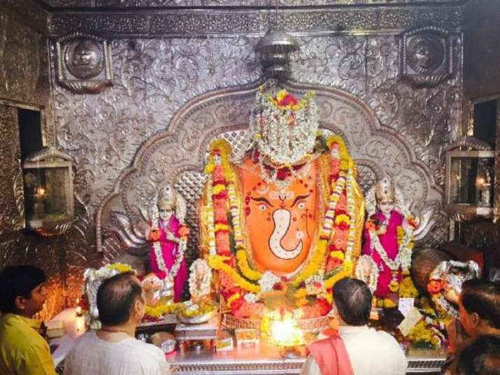 Indore temple gets bhog certificate for good quality prasad