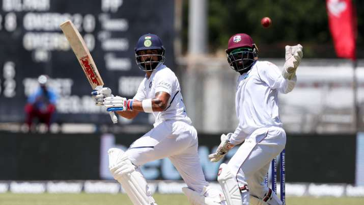 India Vs West Indies 2nd Test Day 1 Highlights From