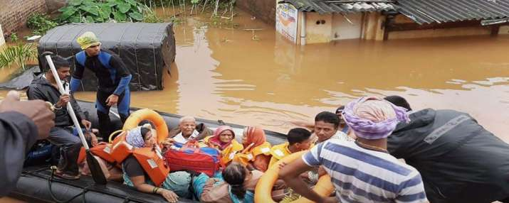 Maharashtra floods: State government starts distributing one crore