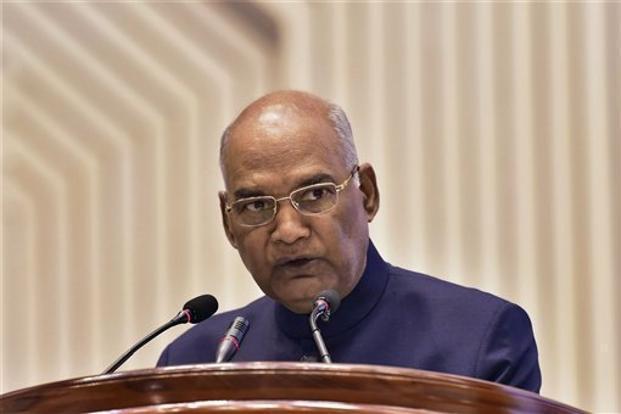 Education can help to overcome prejudices: President Ram Nath Kovind