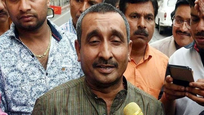 Unnao case: Expelled BJP MLA Kuldeep Sengar brought to