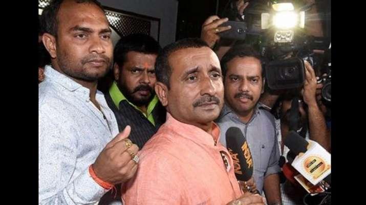 Shocking: 'Sengar Brothers' shot serving IPS four times,