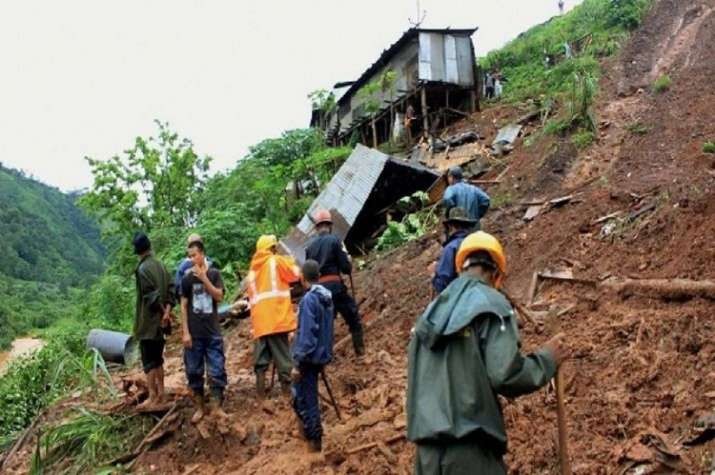 140 places in Nilgiris district hit by landslides, says