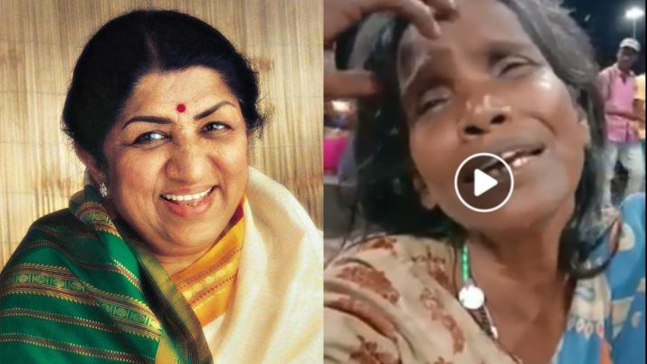 Woman melodiously sings Lata Mangeshkar's 'Ek Pyaar Ka Nagma