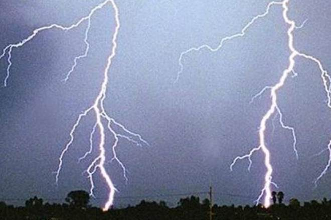 Lightning strike kills 3, including couple in Haryana's