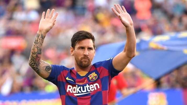 La Liga: Lionel Messi strains calf, will miss Barcelona's US trip