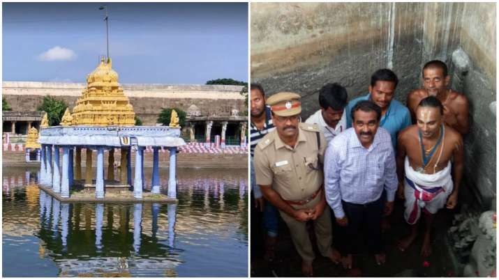 Athi Varadar Immersion: Latest photos, videos of Lord Athi
