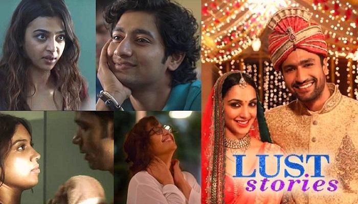 India Tv - Lust Stories on Netflix