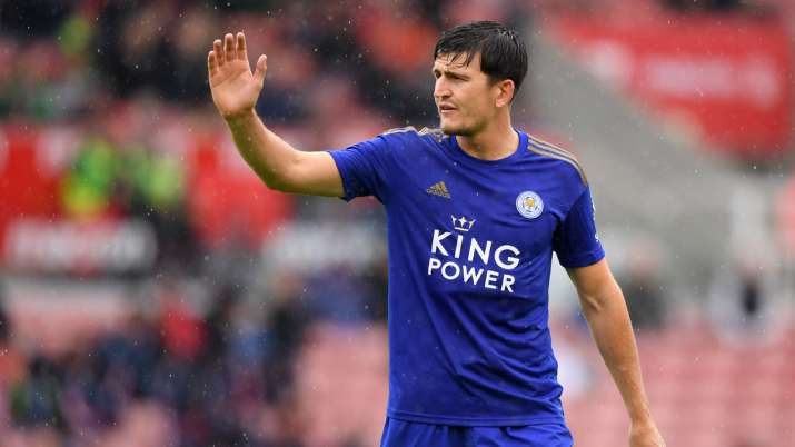 Manchester United to pay $97M for Leicester City's defender Harry Maguire: Reports