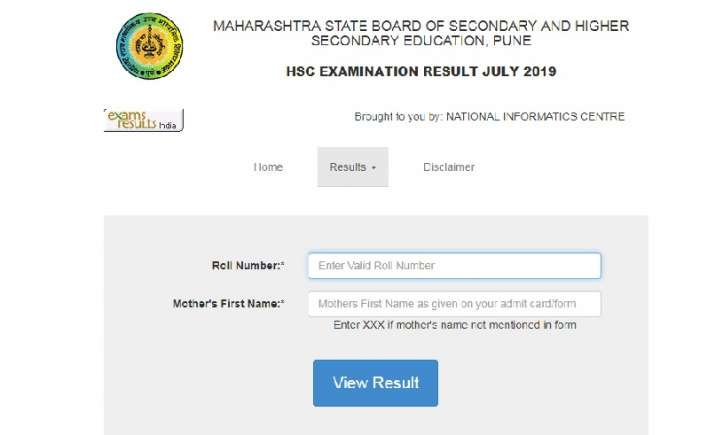 Maharashtra HSC 12th Supplementary Result 2019 declared,