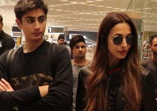 Malaika Arora opens up on son Arhaan Khan's Bollywood debut | Celebrities News – India TV