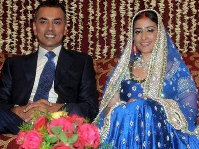 India Tv - Manisha Koirala wedding picture