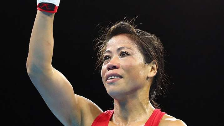 Six-time world champion Mary Kom is now 'Mary Kom OLY'