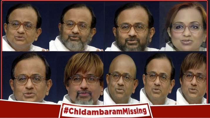 Chidambaram memes