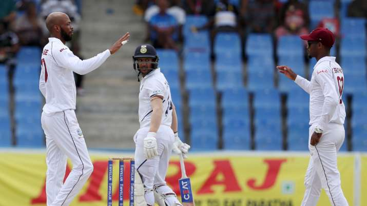 Highlights, India vs West Indies, 1st Test, Day 3: Updates of 1st Test match  from Antigua | Cricket News – India TV