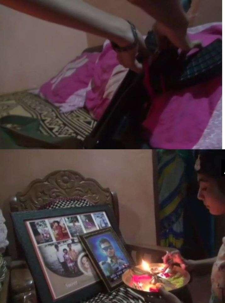 Chhattisgarh woman constable ties rakhi on a gun, all this