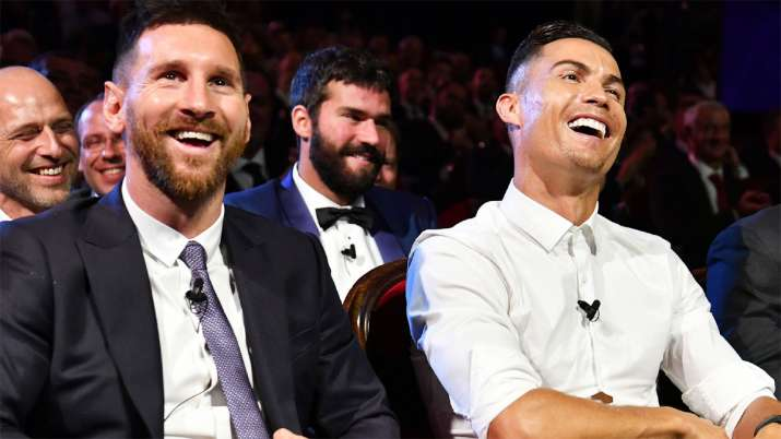 Would love to have dinner with Lionel Messi: Cristiano Ronaldo