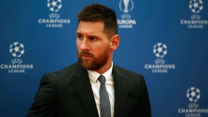 India Tv - Lionel Messi