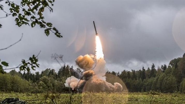 Five Russian nuclear engineers buried after rocket explosion