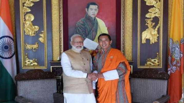 Everything about PM Modi's first day in Bhutan