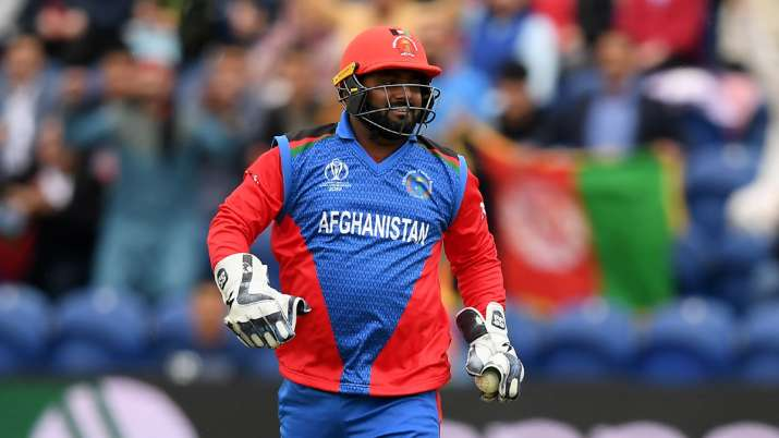 Mohammad Shahzad's contract suspended for indefinite period by Afghanistan cricket board